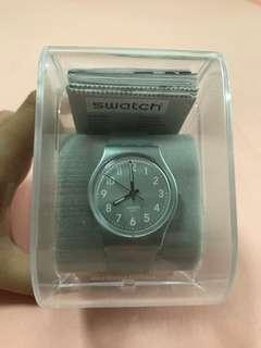 Grey Swatch Watch