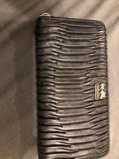 Coach wallet almost new condition