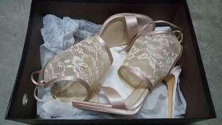 CMG Lace Sandals
