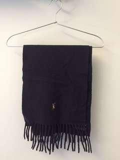 Polo ralph lauren scarf (100% lames wool, made in italy)