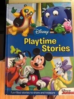 Disney hardbound Playtime stories