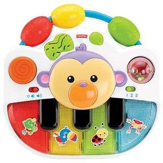 🚚 LN Authentic Fisher Price Grow With Me Piano