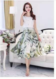 Chiffon ladies Dress BNWT