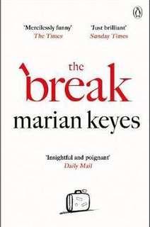 the break by marian keyes story book books
