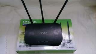 Router tp link 3 antena