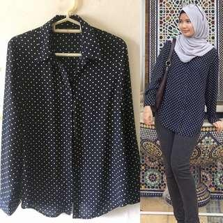 Ms. Read Blouse
