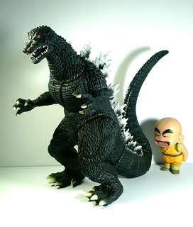 Authentic Bandai 1997 Godzilla kaiju japan toy