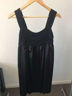 Black bubble formal dress from Forcast