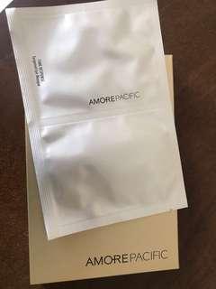 Amore Pacific time response target eye masque