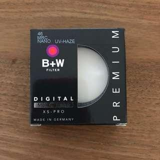 B+W XS-Pro 46mm MRC Nano UV- Haze Filter