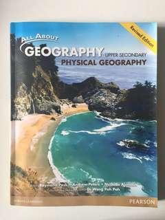 All About Physical Geography Upper Secondary Textbook (Revised Edition)