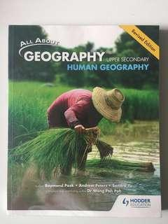 All About Human Geography Upper Secondary Textbook (Revised Edition)