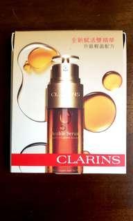 包郵 - Clarins Double Serum - sample *5
