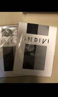 日本制INDIVI 絲襪