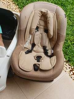 Baby n toddler car seat merk cocolatte