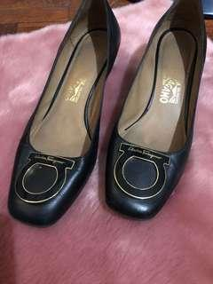 Authentic Salvatore Ferragamo office shoes