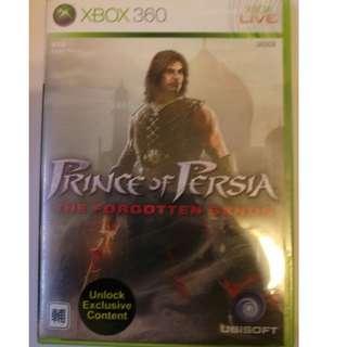 Xbox360遊戲 波斯王子_遺忘之砂