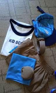 Boy scout set
