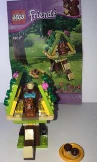 Lego Friends model 41017