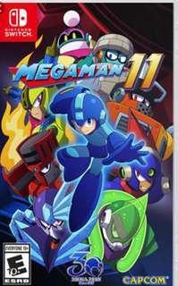 Nintendo Switch Megaman 11