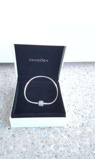 Pandora bracelet cubic ziron new Christmas New Year Gift 情人節 聖誕 新年 生日  禮物