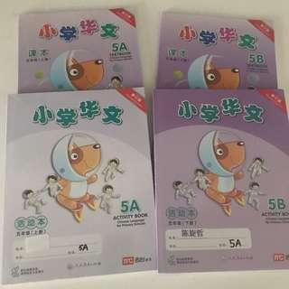 Chinese Textbook P5