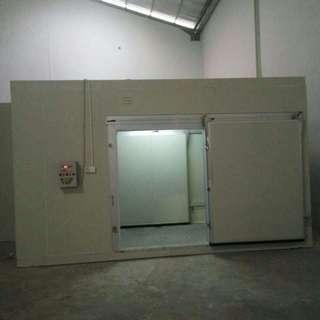 COLD ROOM FOR FROZEN FOOD, VEGETABLES, DRINKS, POULTRY,...ETC