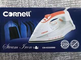 Cornell Steam Iron Brand New in Box