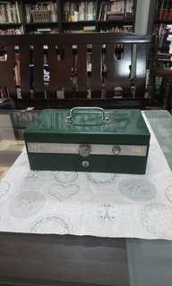 🚚 早期現金鐵盒-CASH BOX