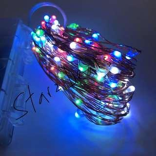🚚 10meter MultiColor FairyLights with Remote Control