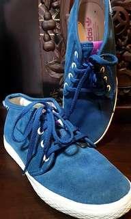 Adidas Auth honey desert blue turquoise