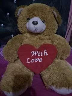 boneka tedy bear besar