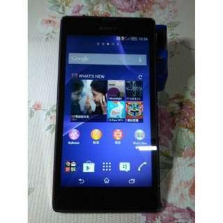 🚚 索尼Sony Xperia T3 D5103四核心5.3吋4G智慧型手機,功能都正常,只賣1800元