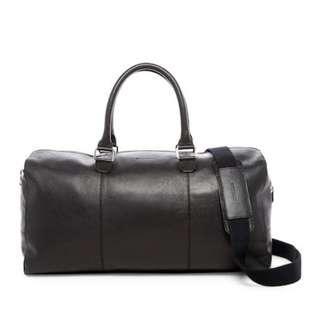 Cole Haan Leather Duffel – Black