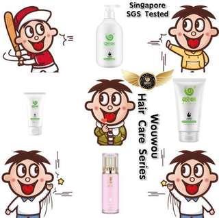 🚚 Hair Care Set