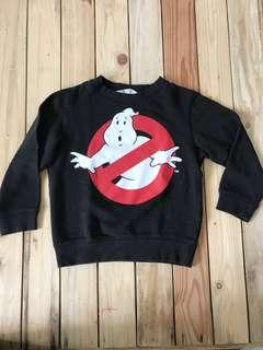 H&M ghostbuster sweater