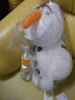 Olaf stuff toy
