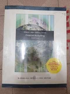 Financial Accounting Williams Haka