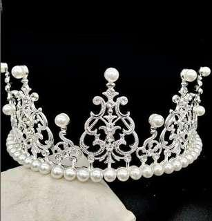 Pearl Princess Crown