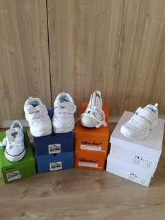 BNIP School shoes various sizes and brands / Fixed Price