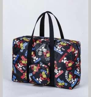Hysteric Mini日雜e-mook 大容量Travel Bag