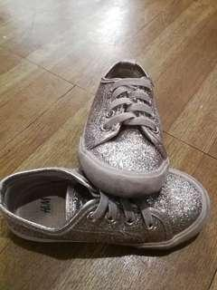 H&M Glittery Shoes