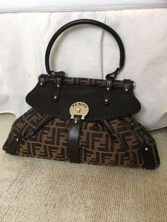 Classic FENDI Zucca handbag NO NEGOTIATIONS