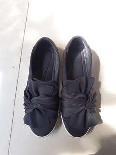 Bata slip on shoes