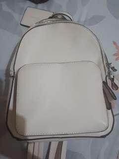 (USED) CHARLES & KEITH - Backpack Bag