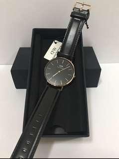 💥DW黑色皮錶系列💥