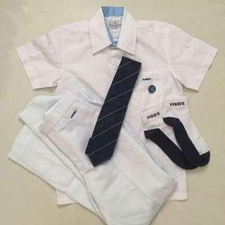 Maris stella high uniform
