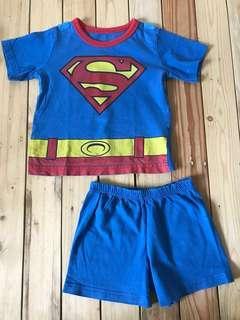 Mothercare superman set
