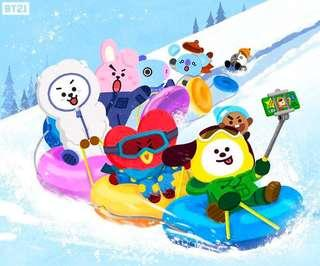 BT21 HELP PURCHASE