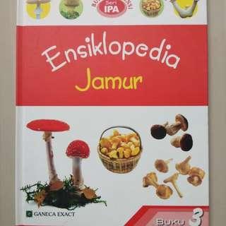 Ensiklopedia Jamur - Ganeca Exact - Hard Cover MD